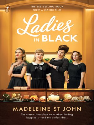 cover image of Ladies in Black