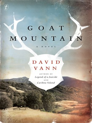 cover image of Goat Mountain