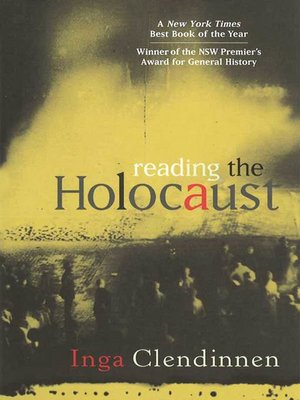 cover image of Reading the Holocaust