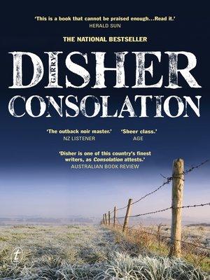 cover image of Consolation