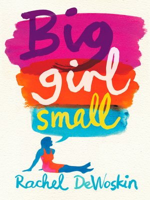 cover image of Big Girl Small