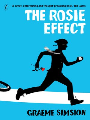 cover image of The Rosie Effect
