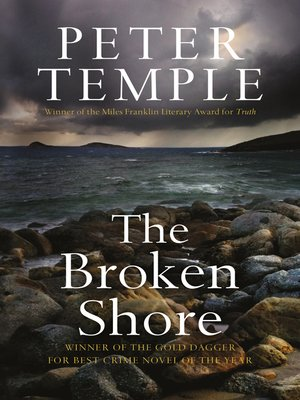 cover image of The Broken Shore