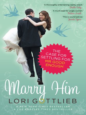 cover image of Marry Him