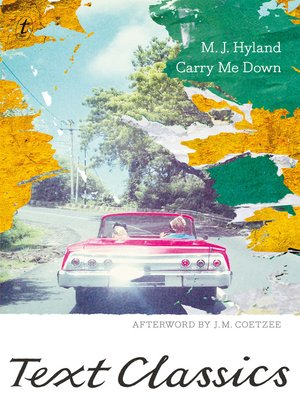 cover image of Carry Me Down
