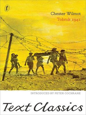 cover image of Tobruk 1941