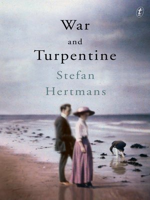 cover image of War and Turpentine