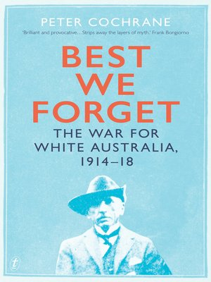 cover image of Best We Forget