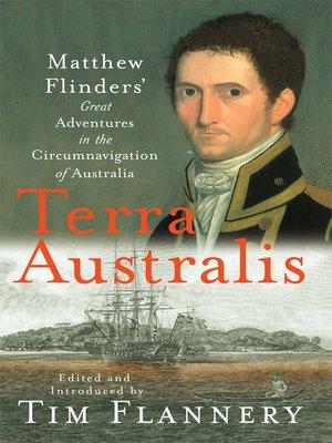 cover image of Terra Australis