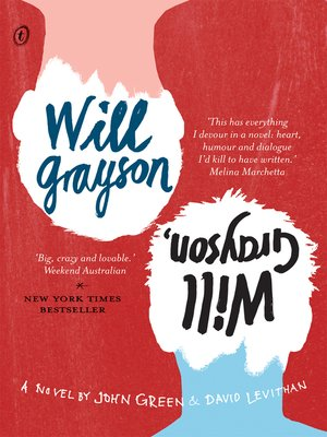 Will Grayson Will Grayson Pdf 2shared