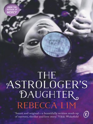 cover image of The Astrologer's Daughter