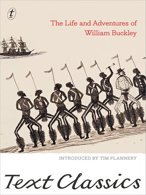 cover image of The Life and Adventures of William Buckley