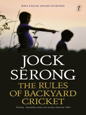 cover image of The Rules of Backyard Cricket