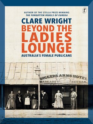 cover image of Beyond the Ladies Lounge