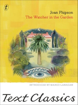 cover image of The Watcher in the Garden
