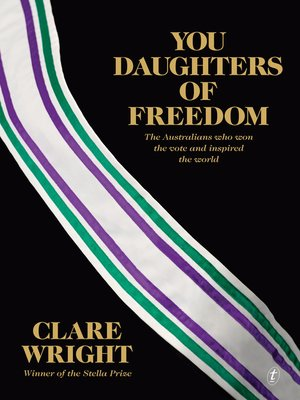 cover image of You Daughters of Freedom