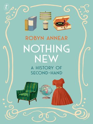 cover image of Nothing New