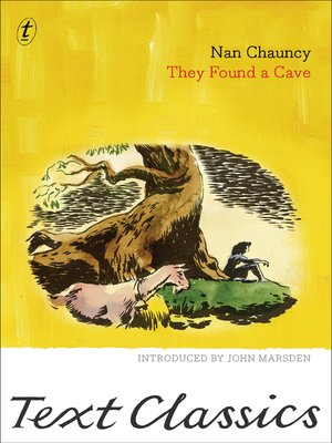 cover image of They Found a Cave