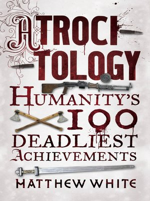 cover image of Atrocitology