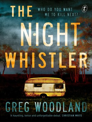 cover image of The Night Whistler