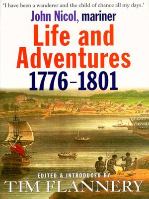 cover image of Life and Adventures