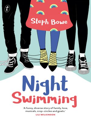 cover image of Night Swimming