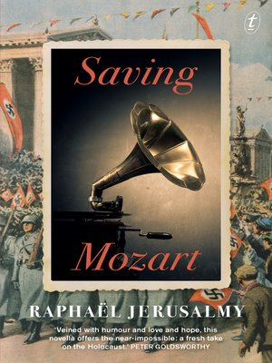 cover image of Saving Mozart