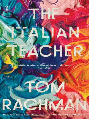 cover image of The Italian Teacher