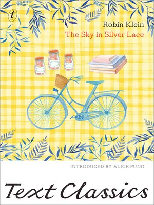 cover image of The Sky in Silver Lace