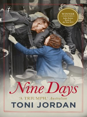 cover image of Nine Days