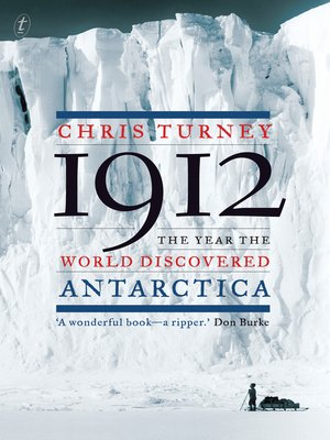 cover image of 1912