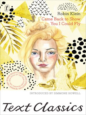 cover image of Came Back to Show You I Could Fly