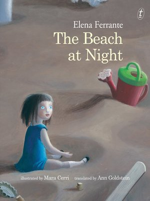 cover image of The Beach at Night