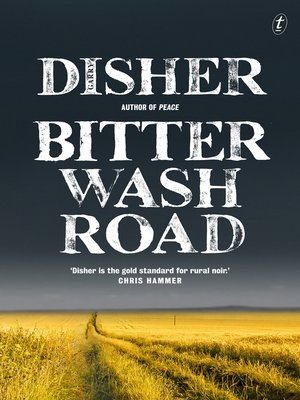 cover image of Bitter Wash Road