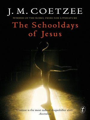 cover image of The Schooldays of Jesus