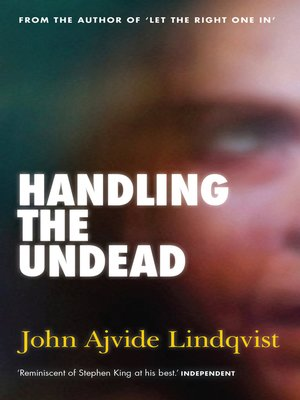 cover image of Handling the Undead