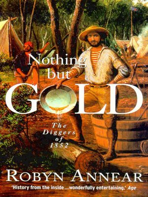cover image of Nothing But Gold