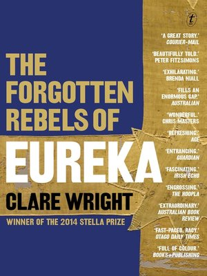 cover image of The Forgotten Rebels of Eureka