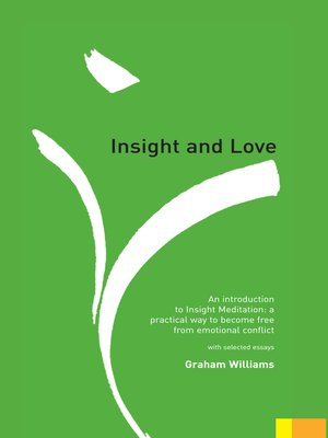 cover image of Insight and Love