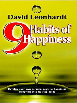 novel habits of happiness epub