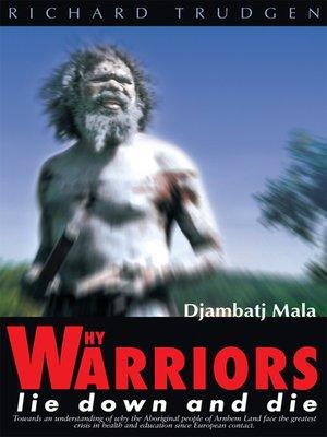why warriors lie down and die ebook