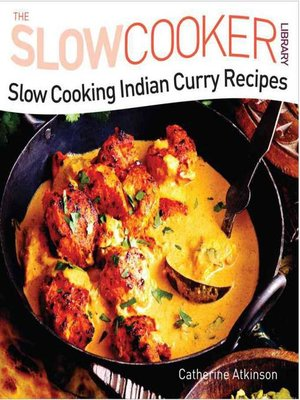 Cooking Indian Food In Slow Cooker Book