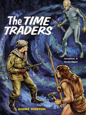 cover image of The Time Traders