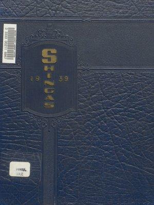 cover image of Beaver High School - Shingas - 1939