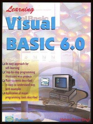 Learning visual basic