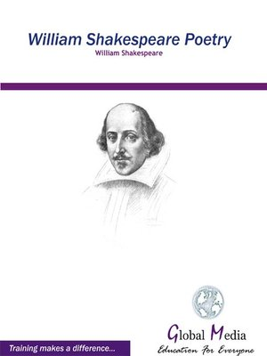 cover image of William Shakespeare Poetry