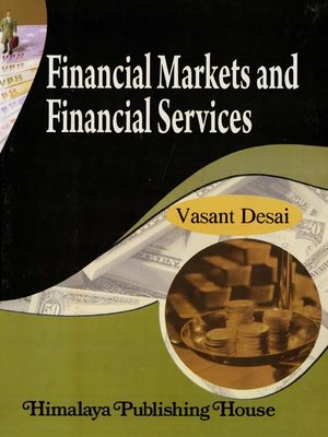financial markets and services book