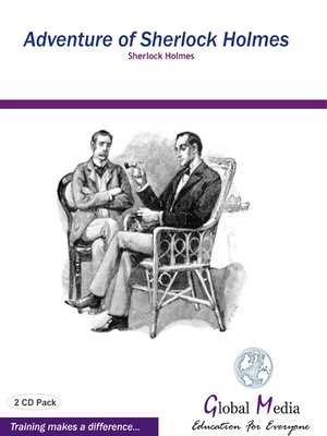 cover image of Adventure of Sherlock Holmes