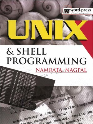 Unix Shell Programming Ebook