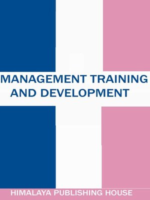 managing performance through training and development ebook
